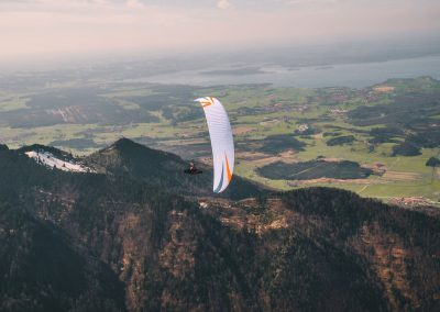 skywalk paragliders - X-ALPS4
