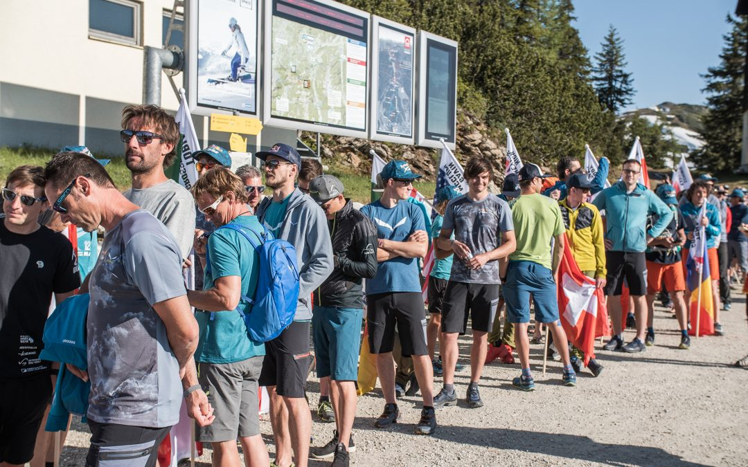 Red Bull X-Alps | Welcome Ceremony / Athlete Dinner – Photo Recap