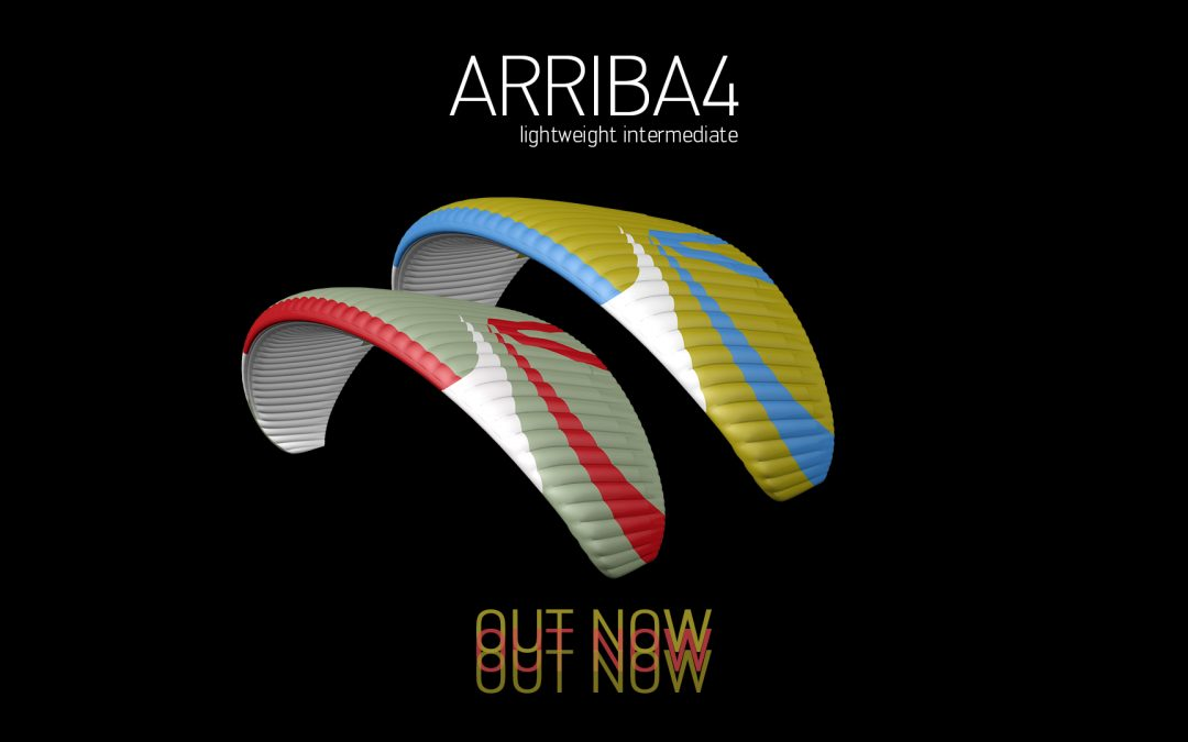 ARRIBA4 – Available now!