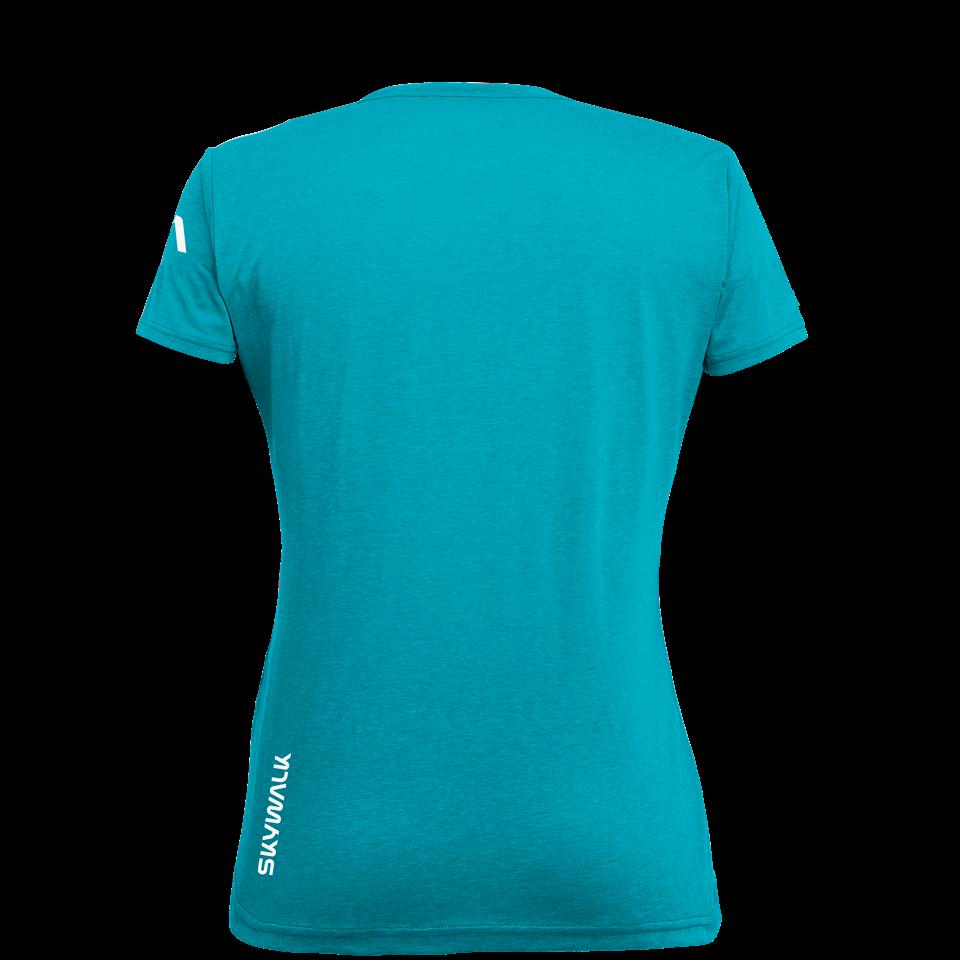 X-ALPS Shirt_Women_ocean_back