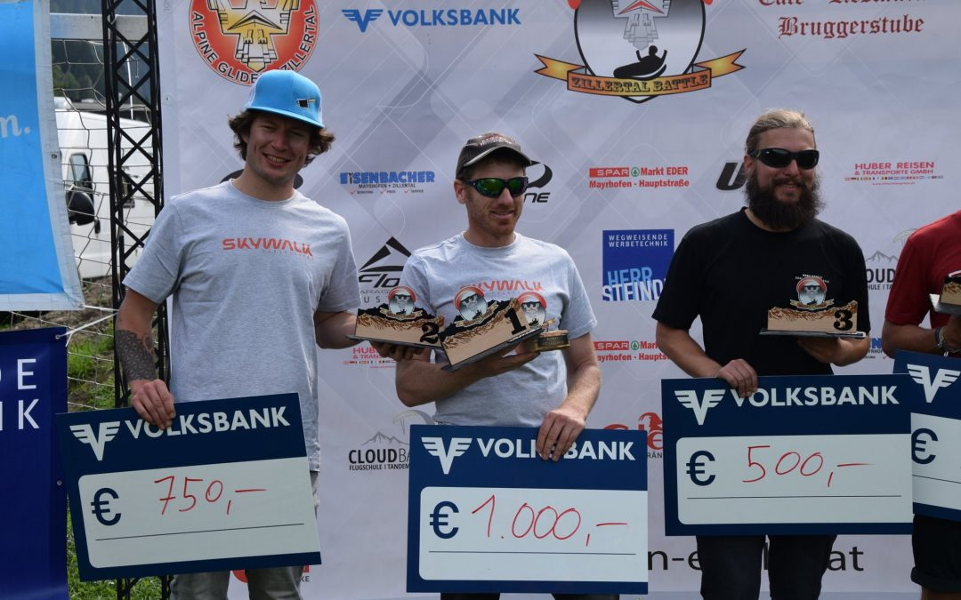 Doppel-Podium am Zillertal Battle – CHILI4