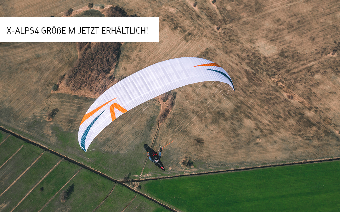 skywalk paragliders - X-ALPS4 M jetzt erhältlich!