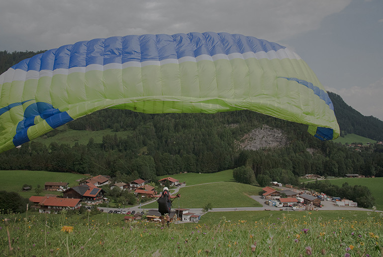 SALEWA skywalk paragliders - Rausch des Fliegens - Blog 1