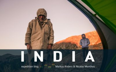 INDIA | 3 – Markus Anders & Nicolas Manthos