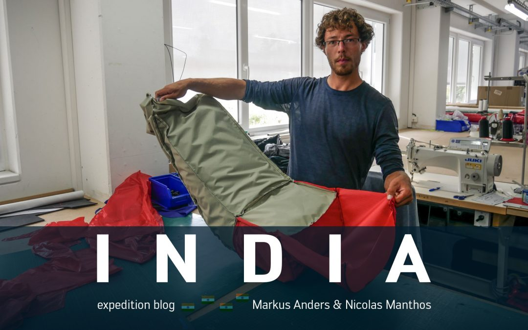 INDIA | 2 – Markus Anders & Nicolas Manthos