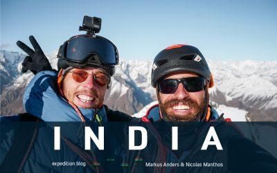 INDIA | 1 – Markus Anders & Nicolas Manthos
