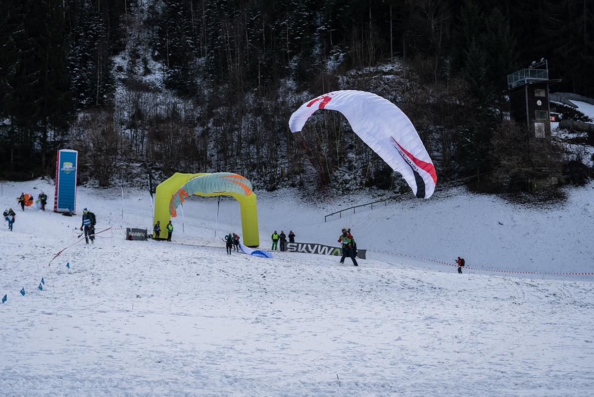 skywalk paragliders - RISE AND FALL - 2019