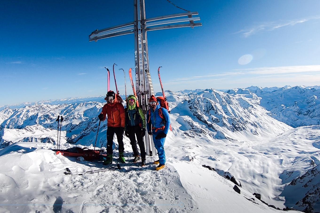 10 - Gran Zebru Ost – Hochjochgrat | Ski&Fly Tour