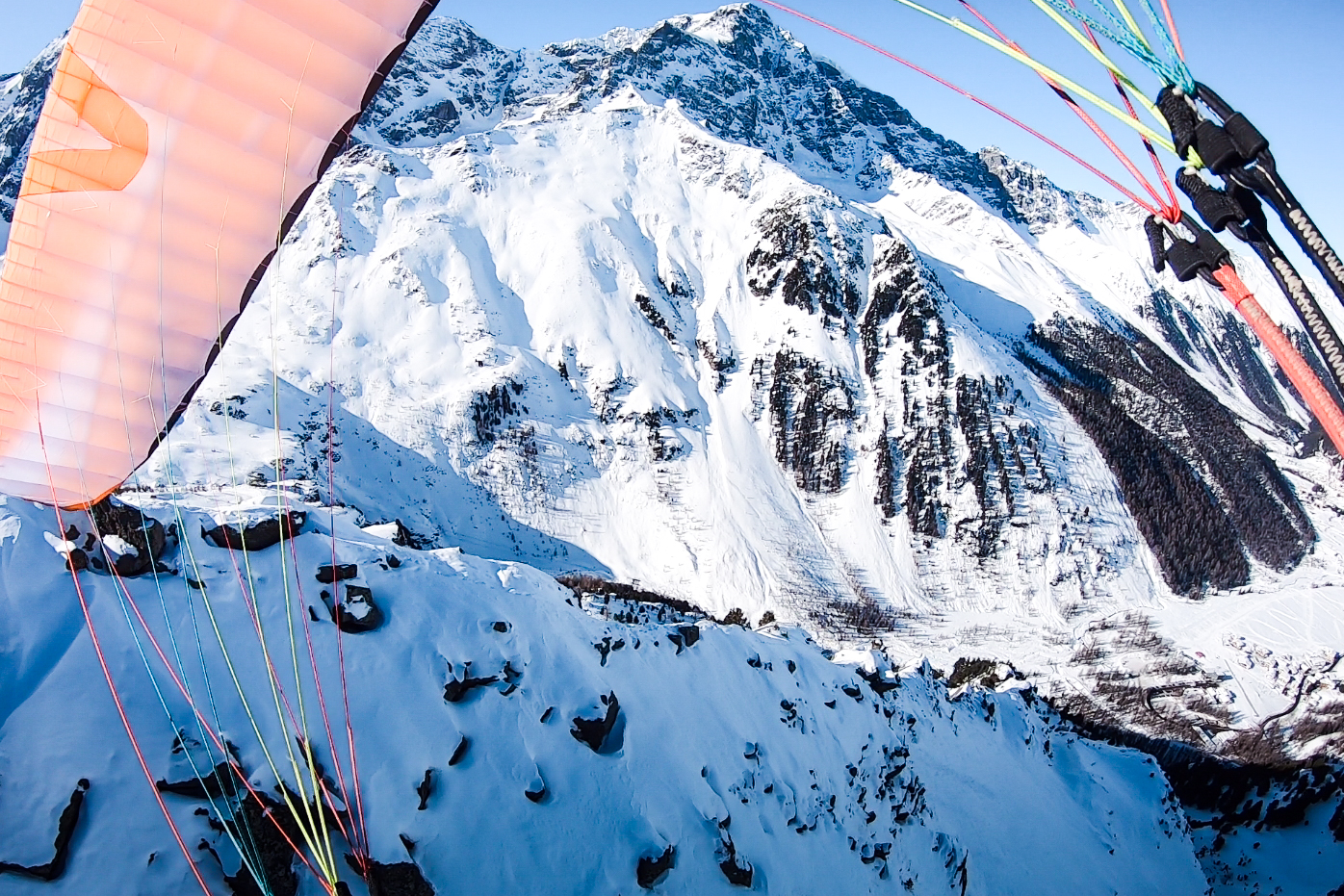 12 - Gran Zebru Ost – Hochjochgrat | Ski&Fly Tour