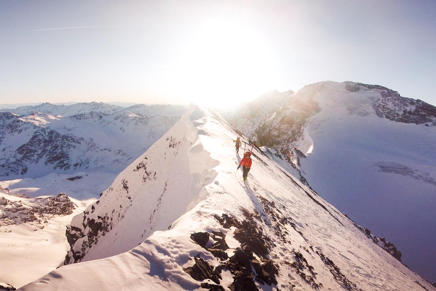 14 - Gran Zebru Ost – Hochjochgrat | Ski&Fly Tour