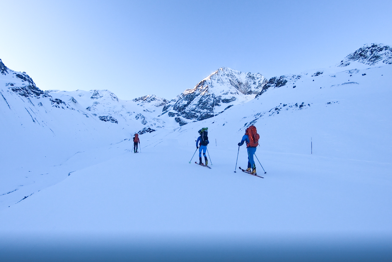 2 - Gran Zebru Ost – Hochjochgrat | Ski&Fly Tour