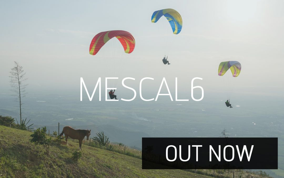 MESCAL6 with AGILITY SYSTEM – Out now!