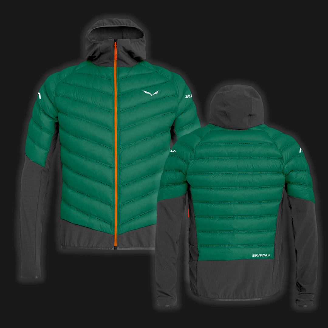 Agner Hybrid Promotion NL Social - SALEWA x skywalk – Collection 2020 available immediately