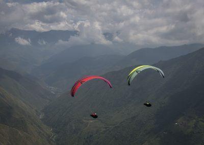 skywalk paragliders - CAYENNE6