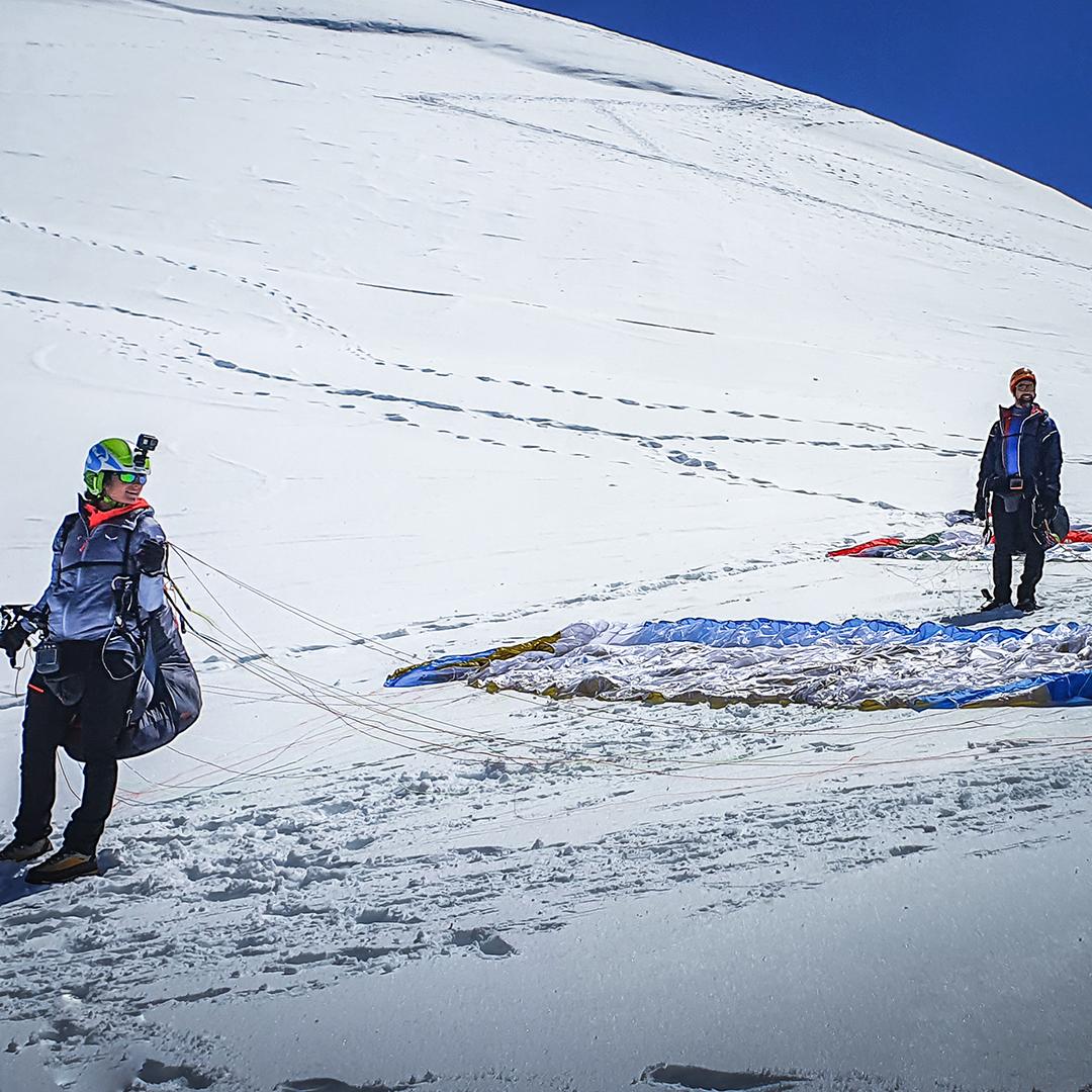 skywalk paragliders - NEW LIMIT