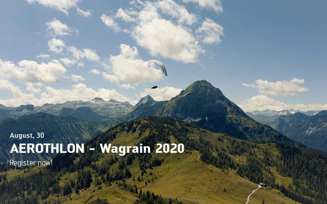 AEROTHLON, Wagrain – August 30th 2020