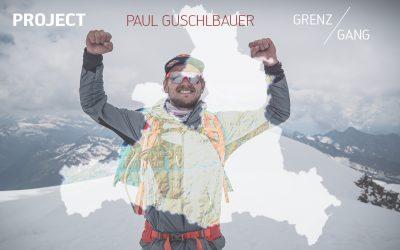 Project Grenzgang / Paul Guschlbauer