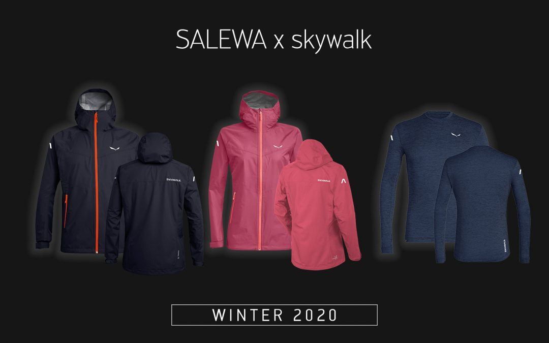 SALEWA x skywalk – Winter 2020