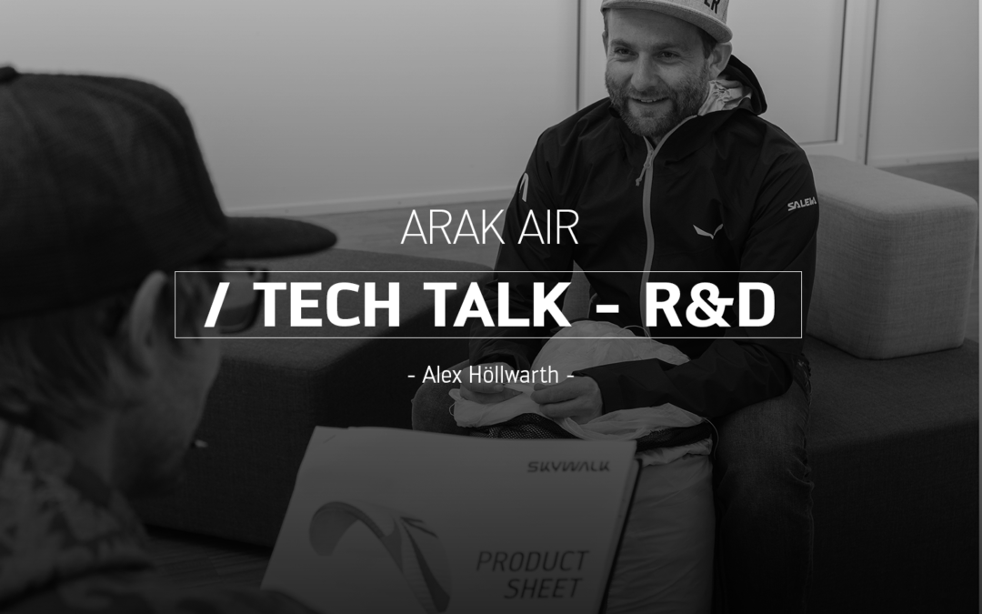 ARAK AIR – Tech Talk