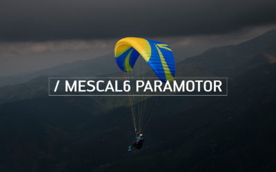 MESCAL6 Paramotor Certification