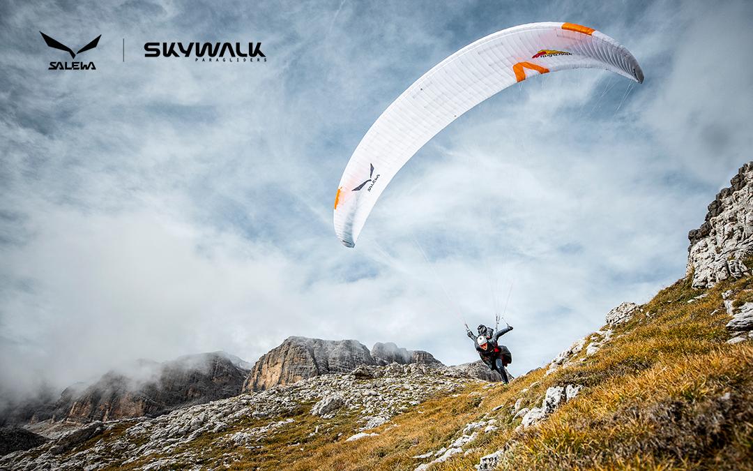 HIKE, FLY & WIN! Salewa x skywalk Gewinnspiel